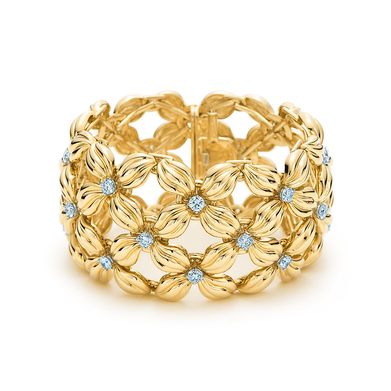 Tiffany & Co. Schlumberger®:Daisy Bracelet