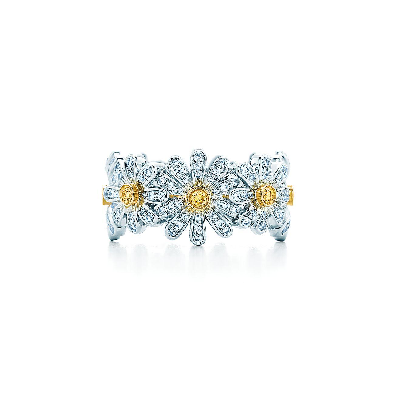 Tiffany & Co. Schlumberger®:Daisy Ring