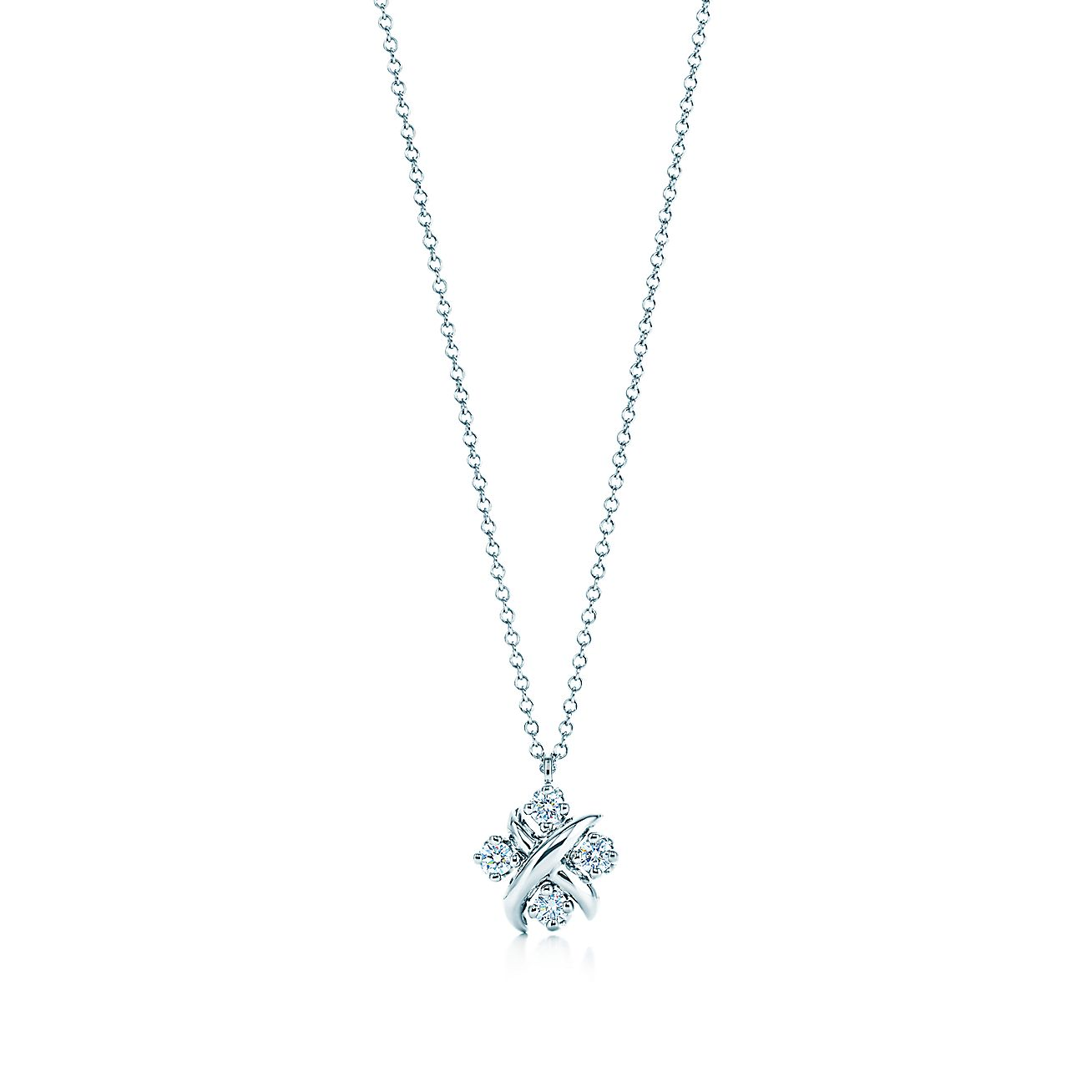 Tiffany & Co. Schlumberger®:Lynn Pendant