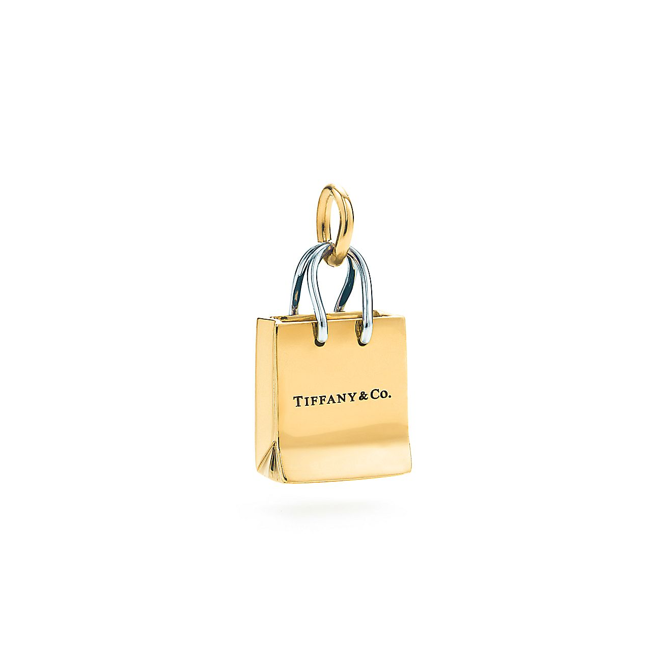Tiffany & Co.®<br>Shopping Bag Charm
