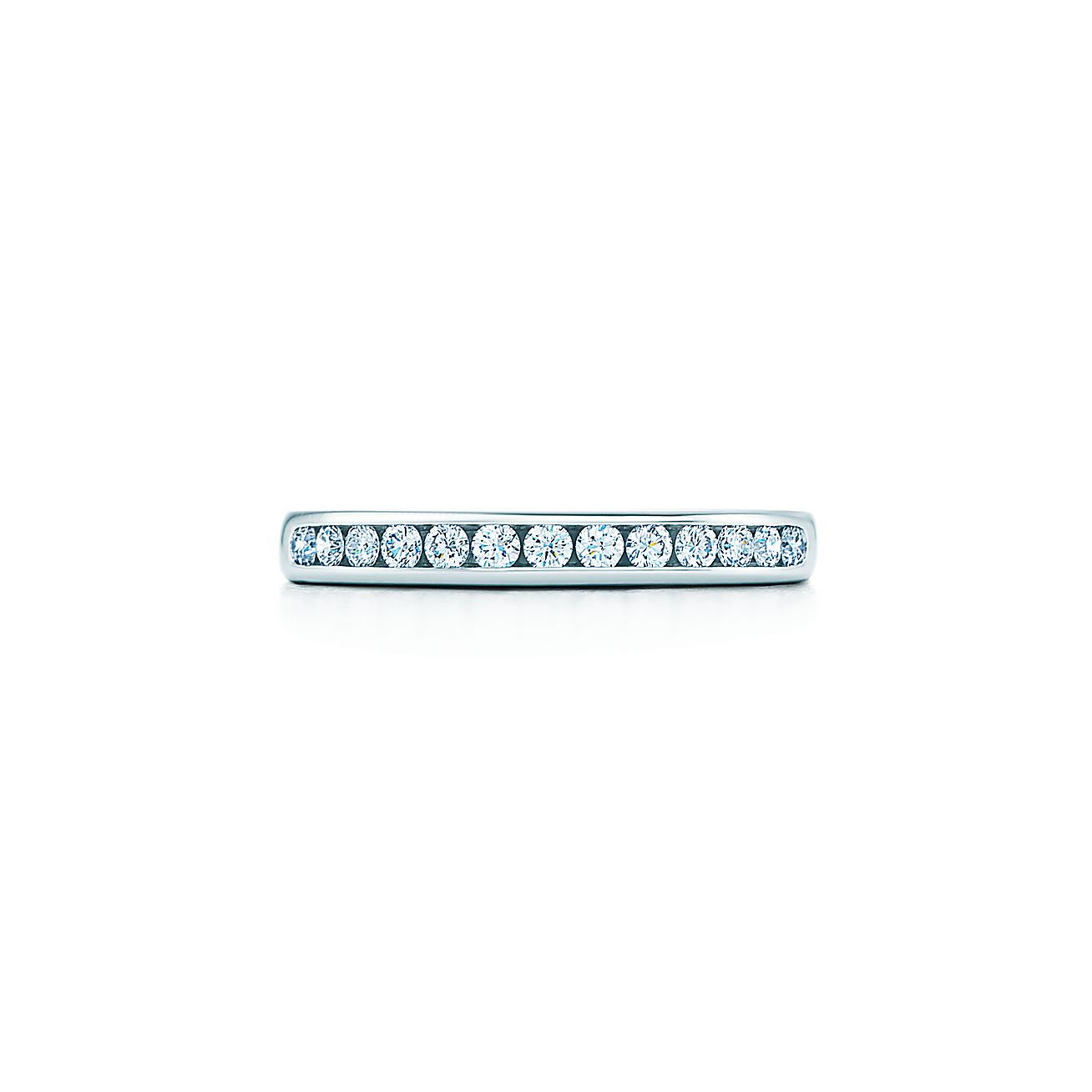 Tiffany® Diamond Wedding Band