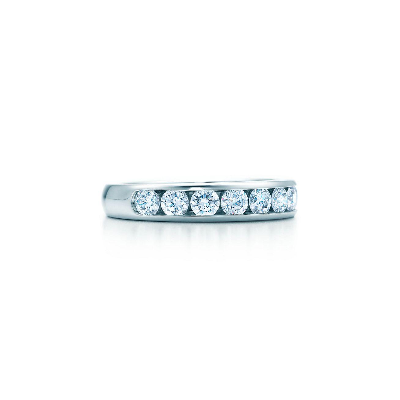 tiffany diamond wedding band - Tiffany Wedding Ring