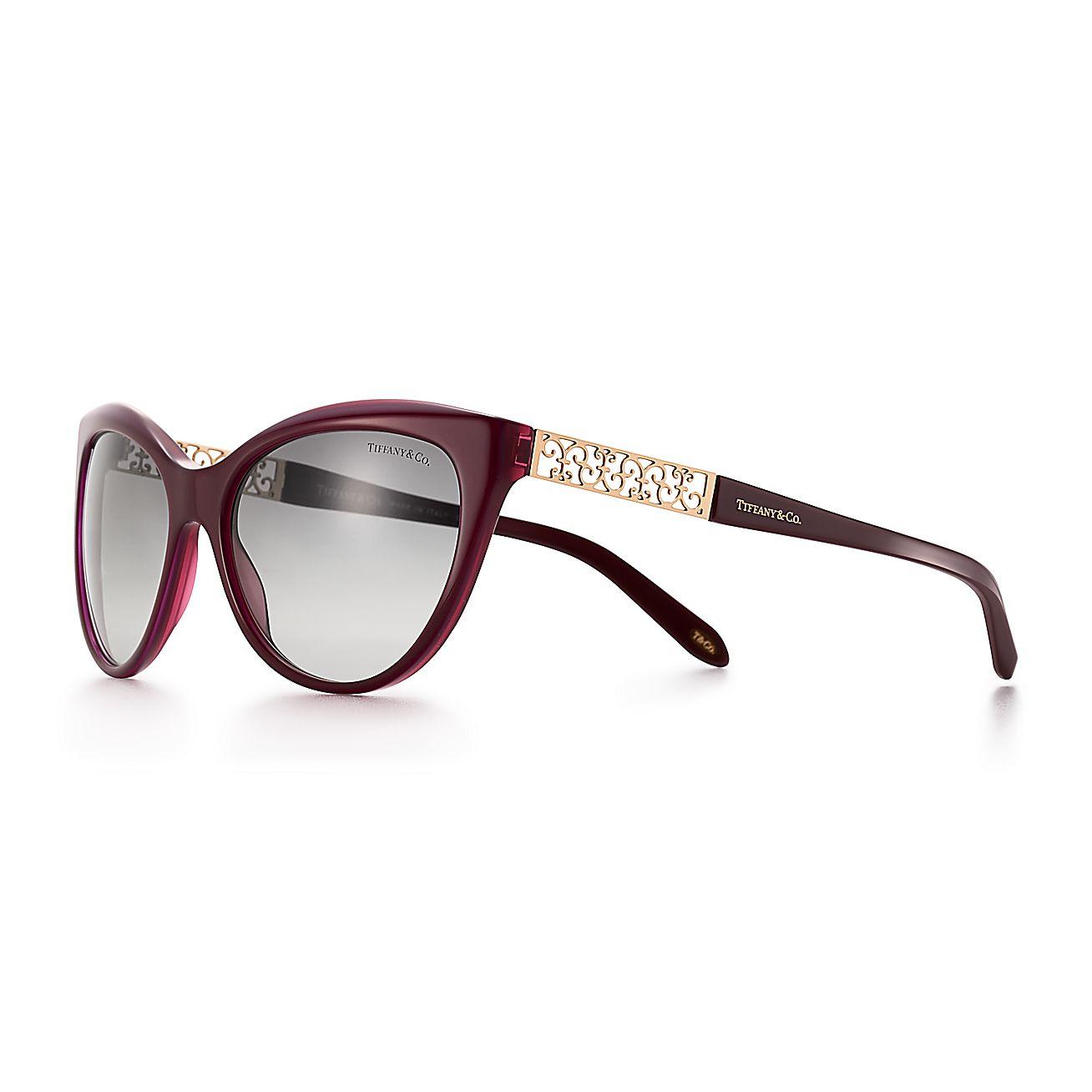 975d58f30e25 Tiffany Cat Eye Sunglasses Tf4143b