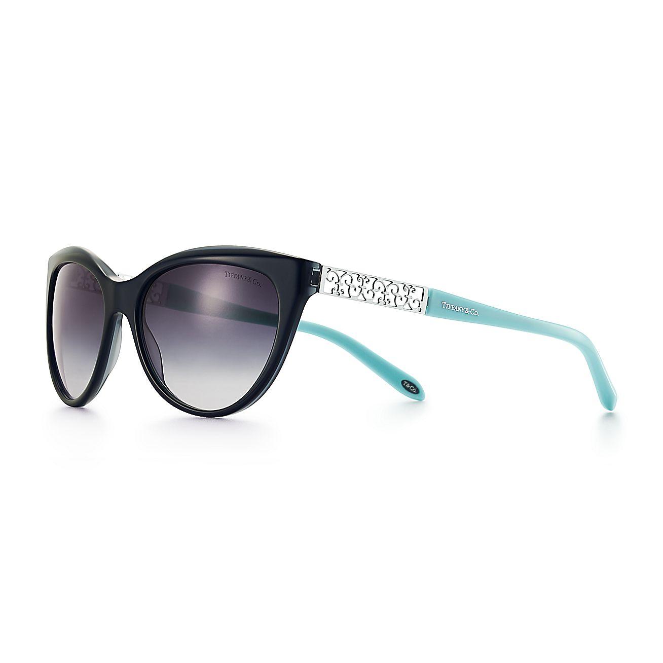 88ad8eb772e3 Tiffany Sunglasses Cat Eye