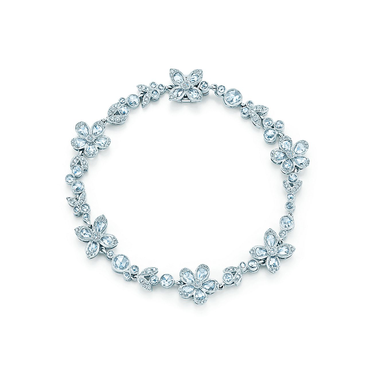 Tiffany Enchant®:Flower Bracelet