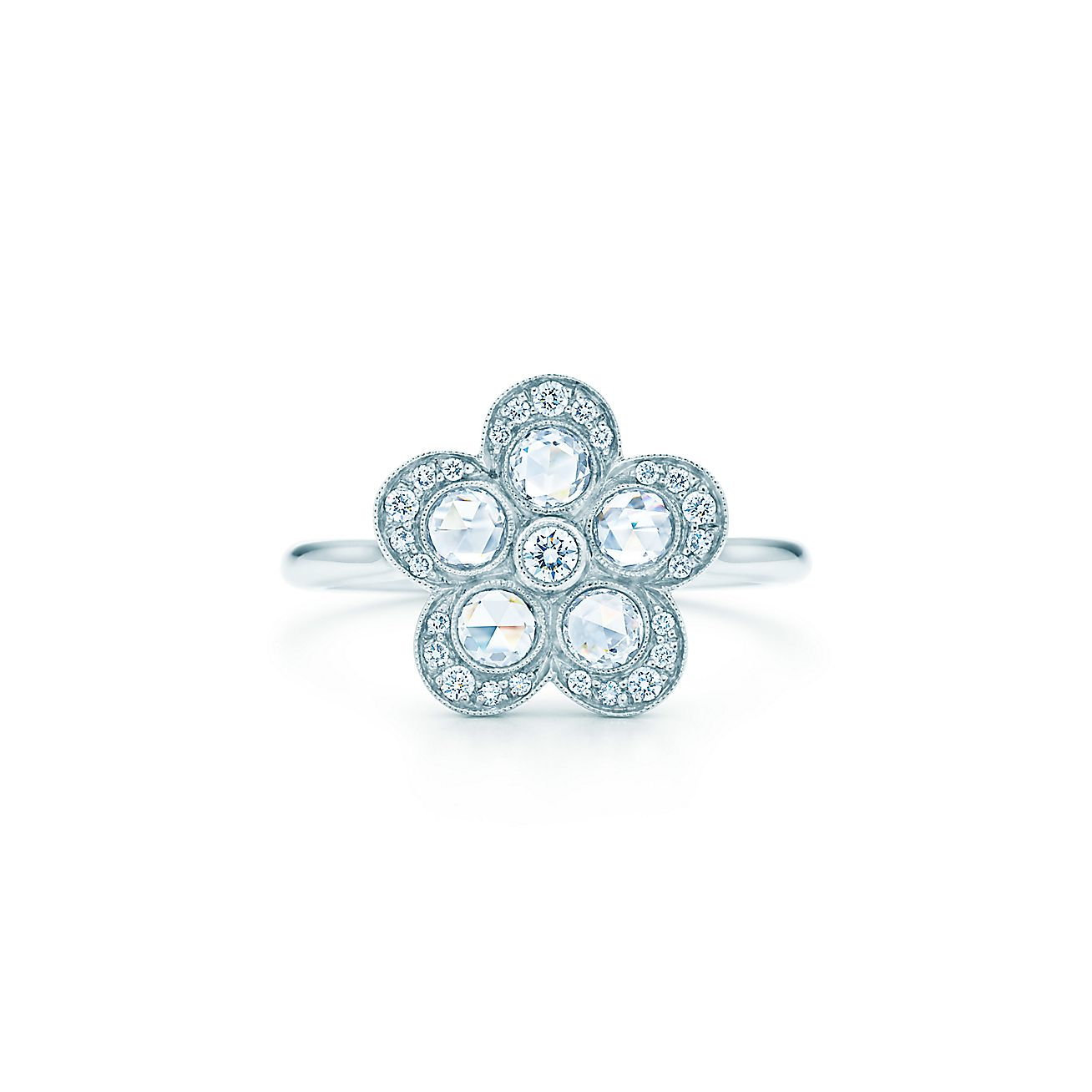 Tiffany Enchant®:Flower Ring