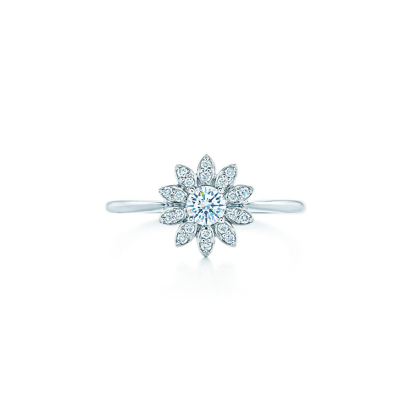 Tiffany Enchant®:Flower Ring