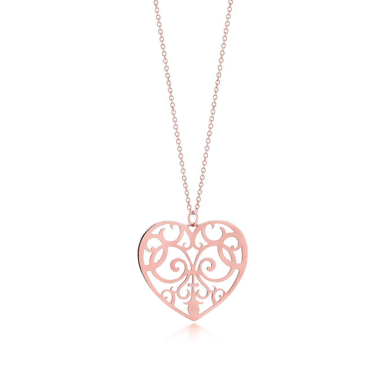 Tiffany Enchant®:Heart Pendant