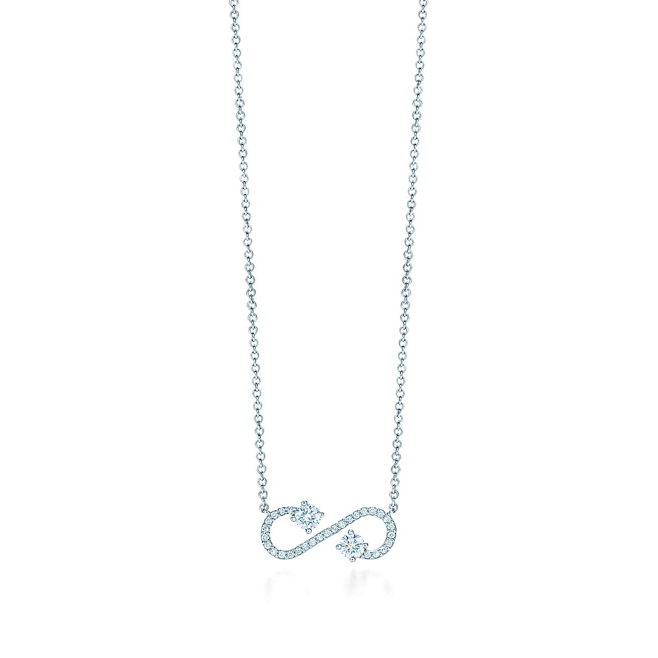 Tiffany Enchant®:Scroll Pendant