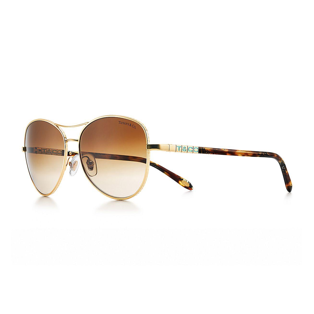 Tiffany Era:Aviator Sunglasses