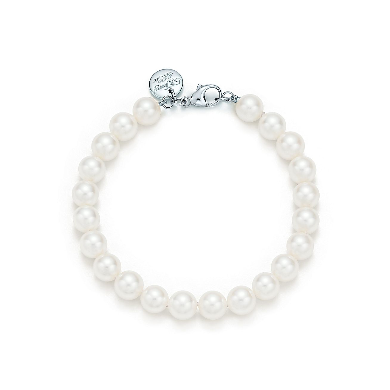 Tiffany Essential:Pearl Bracelet