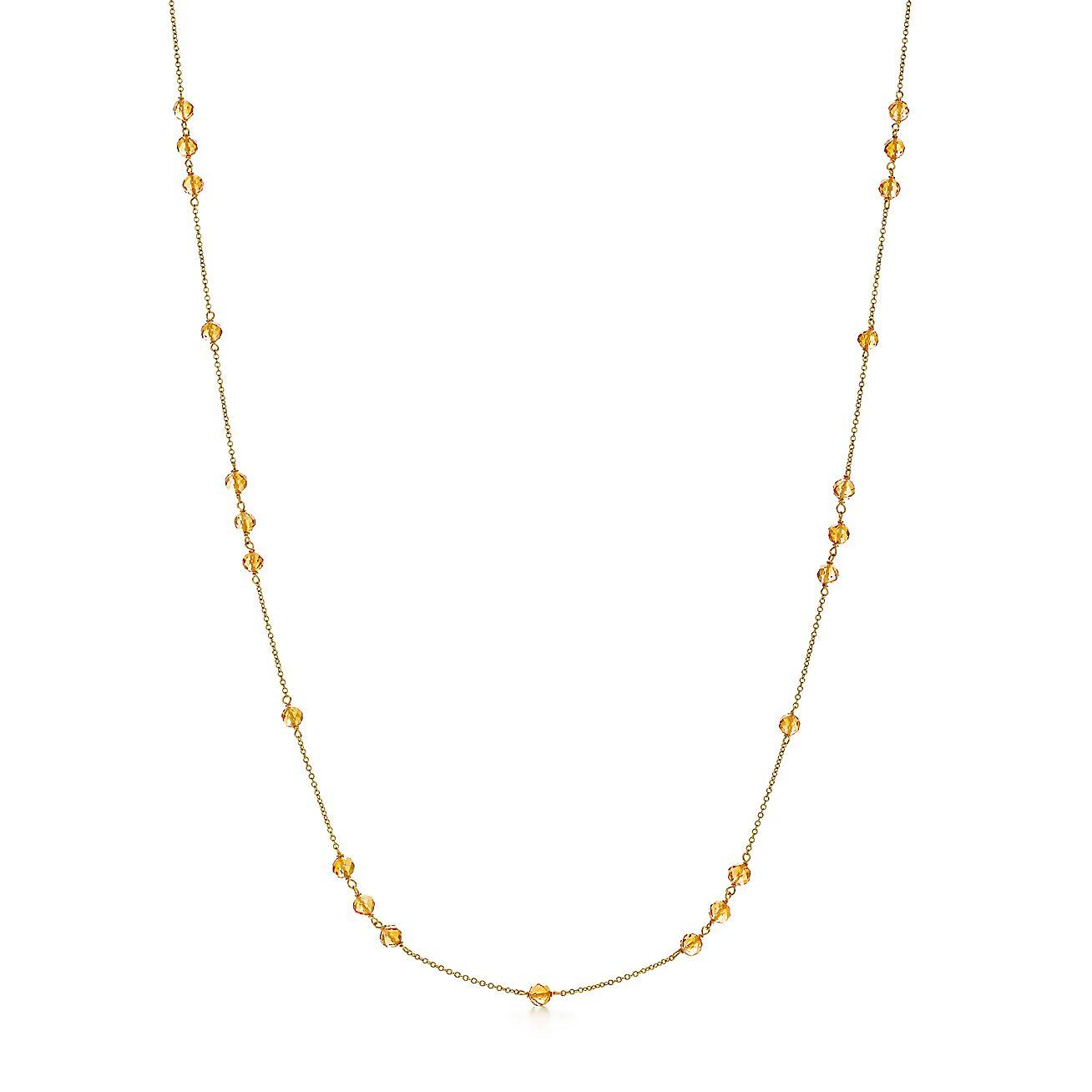 Tiffany Garden necklace