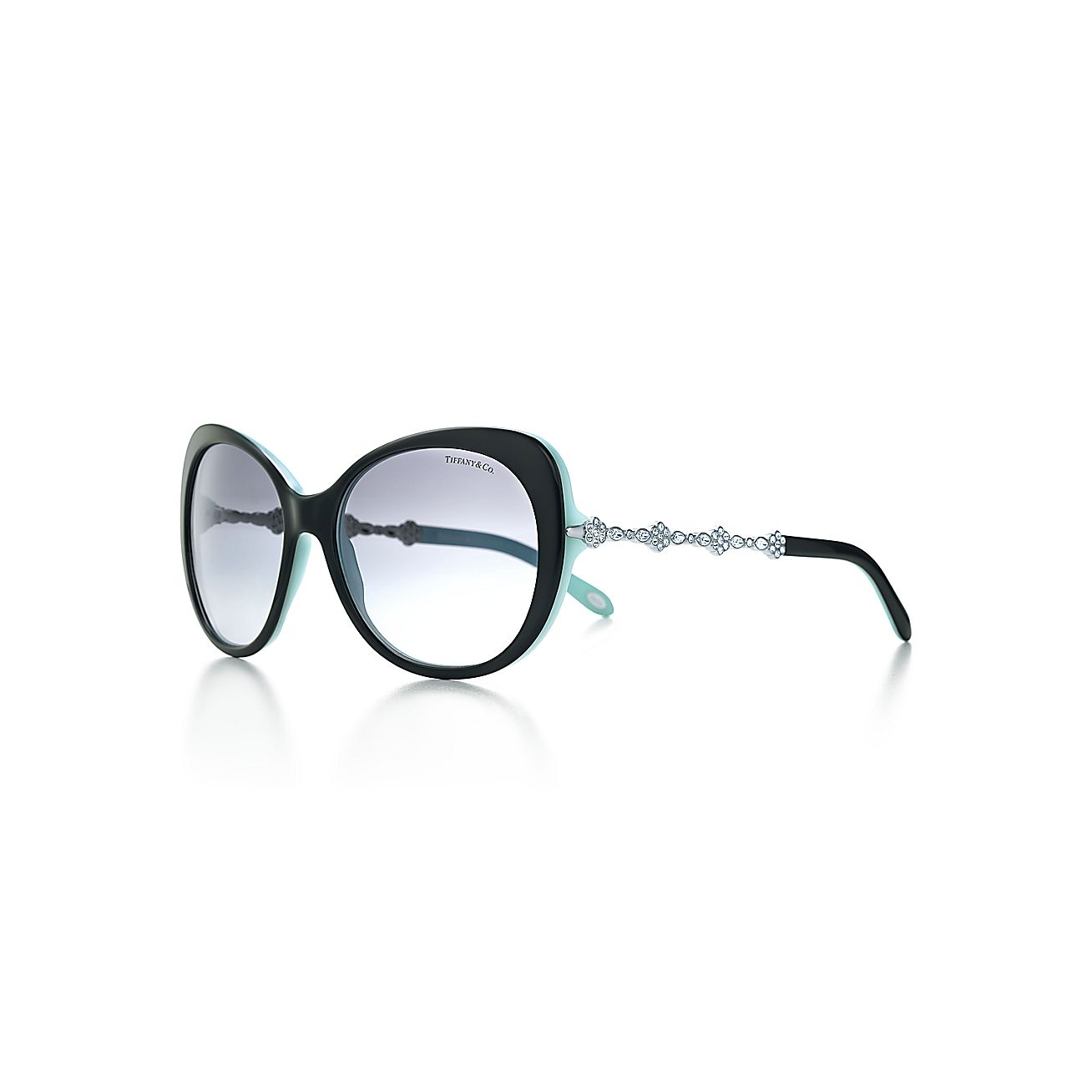 Tiffany Garden:Cat Eye Sunglasses