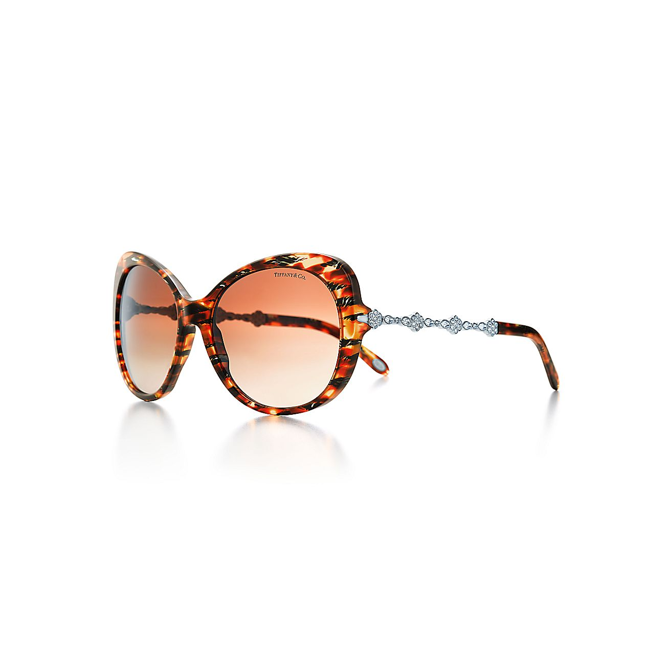 Tiffany Garden:Cat Eye Sunglasses
