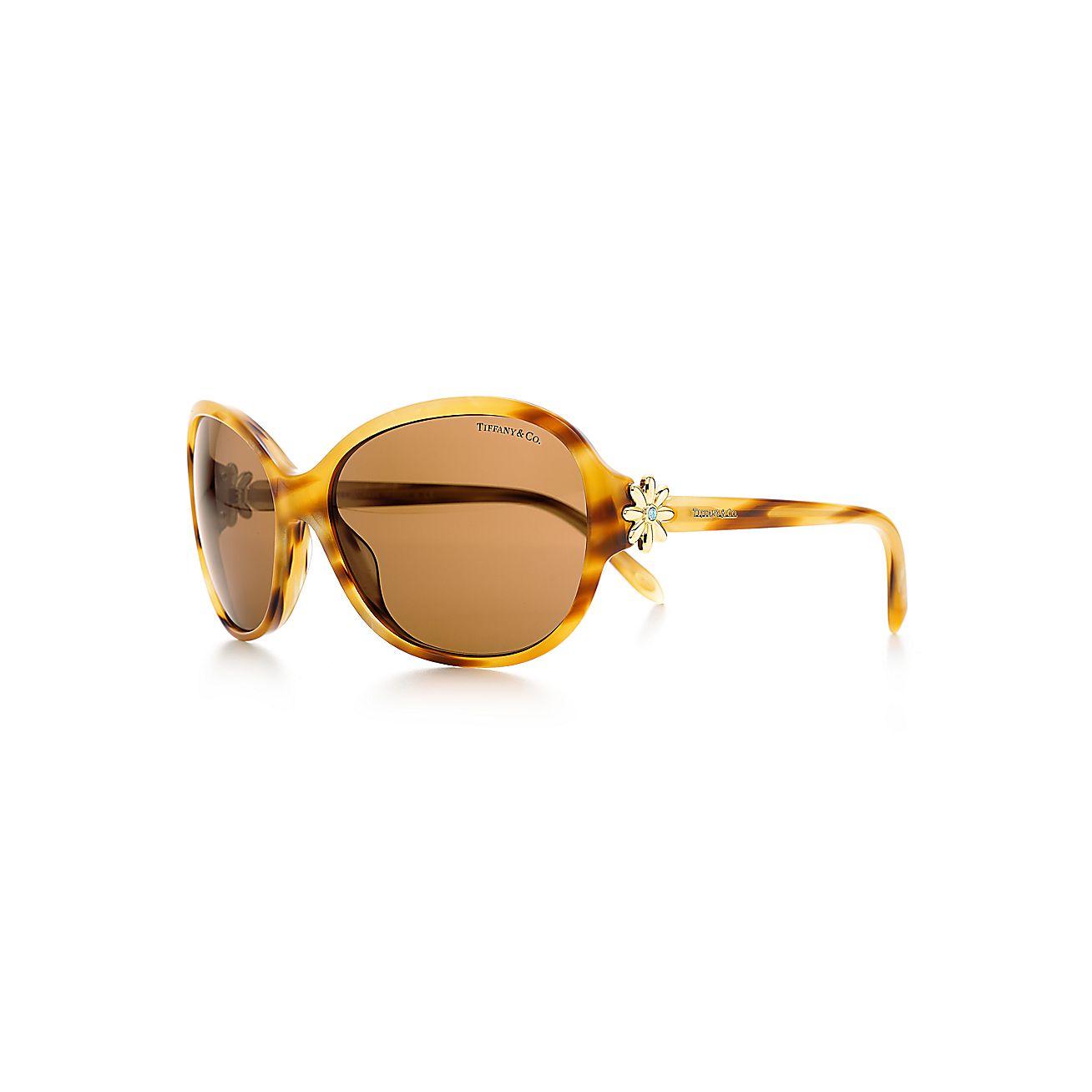 Tiffany Garden:Round Sunglasses