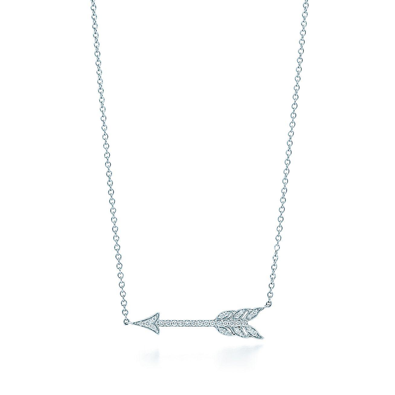 Tiffany Hearts®:Arrow Pendant