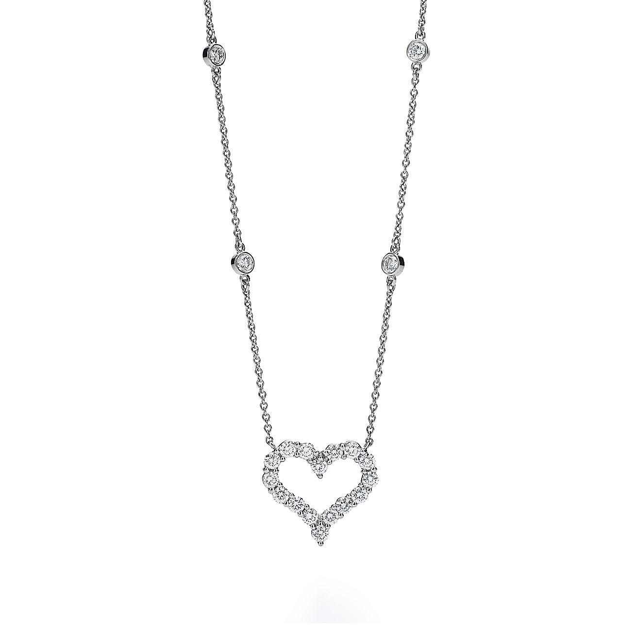 Tiffany Hearts®:Necklace