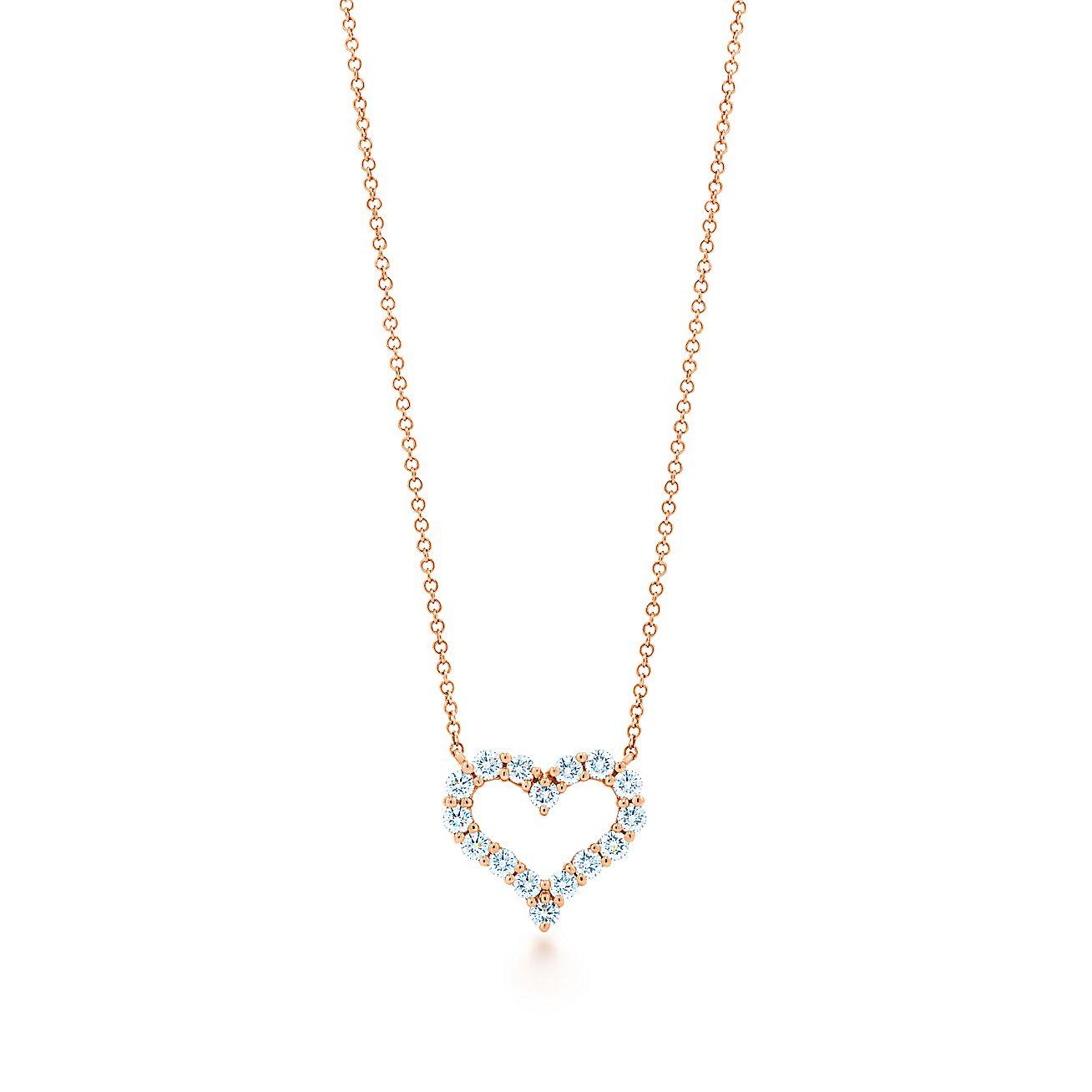 Tiffany Hearts®:Pendant