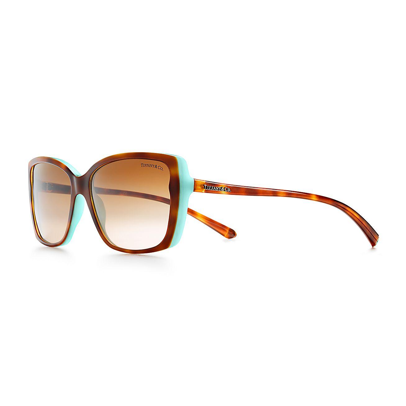 Tiffany Hearts®:Rectangular Sunglasses