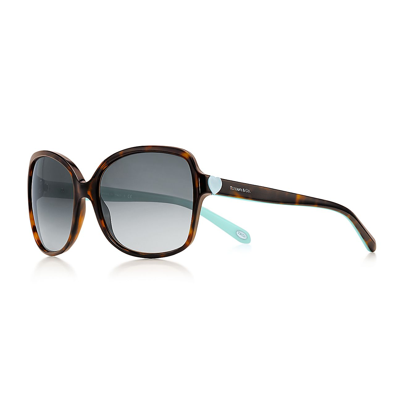 Tiffany Hearts®:Square Sunglasses