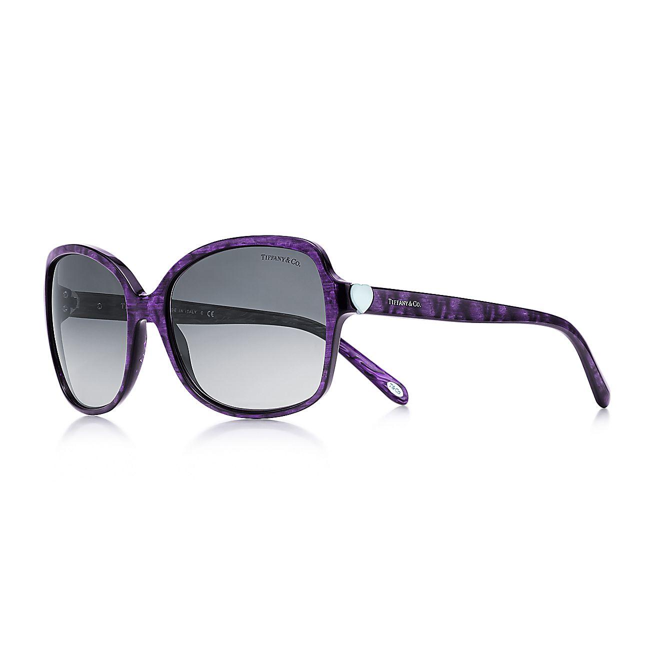 Tiffany Hearts®:Square Sunglasses
