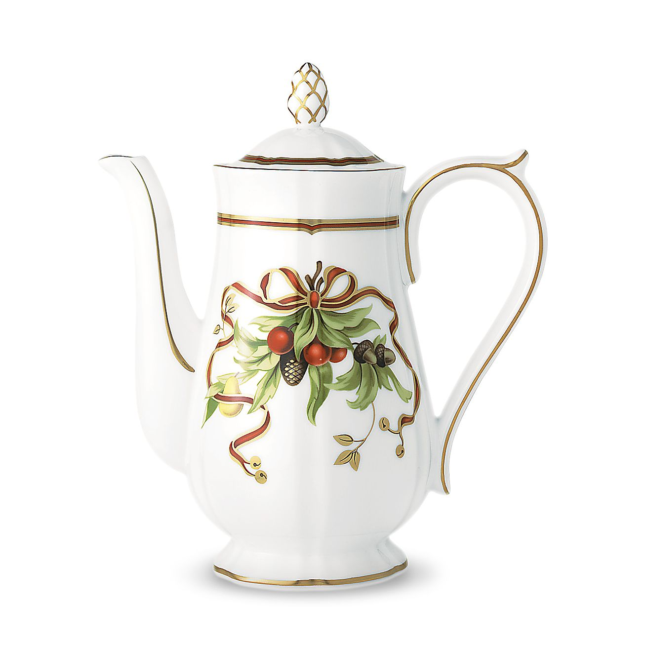 Tiffany Holiday™:Coffee Pot
