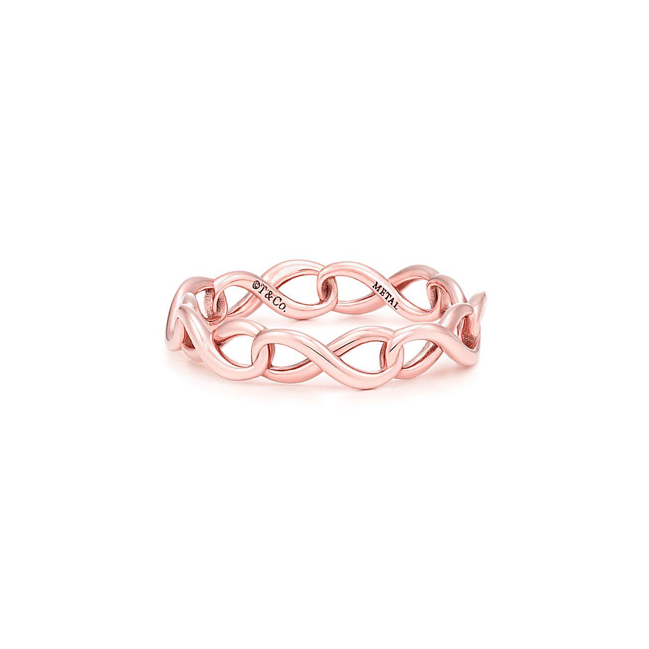 Tiffany Infinity:Band Ring