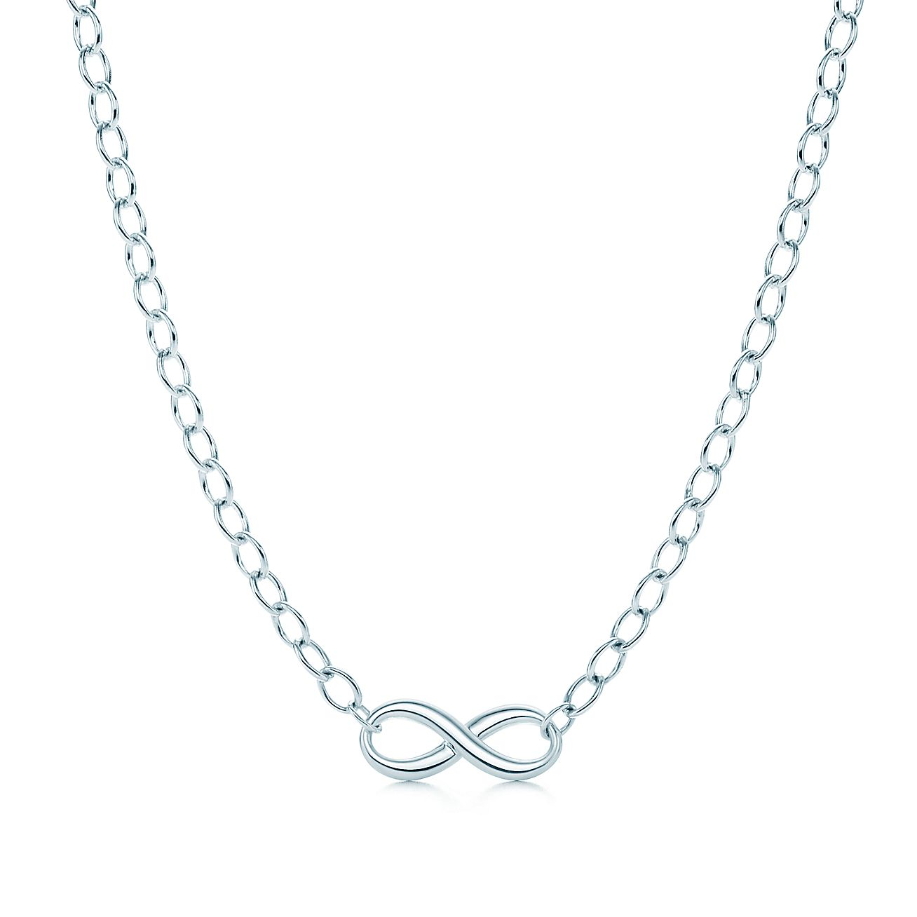 Tiffany Infinity:Necklace