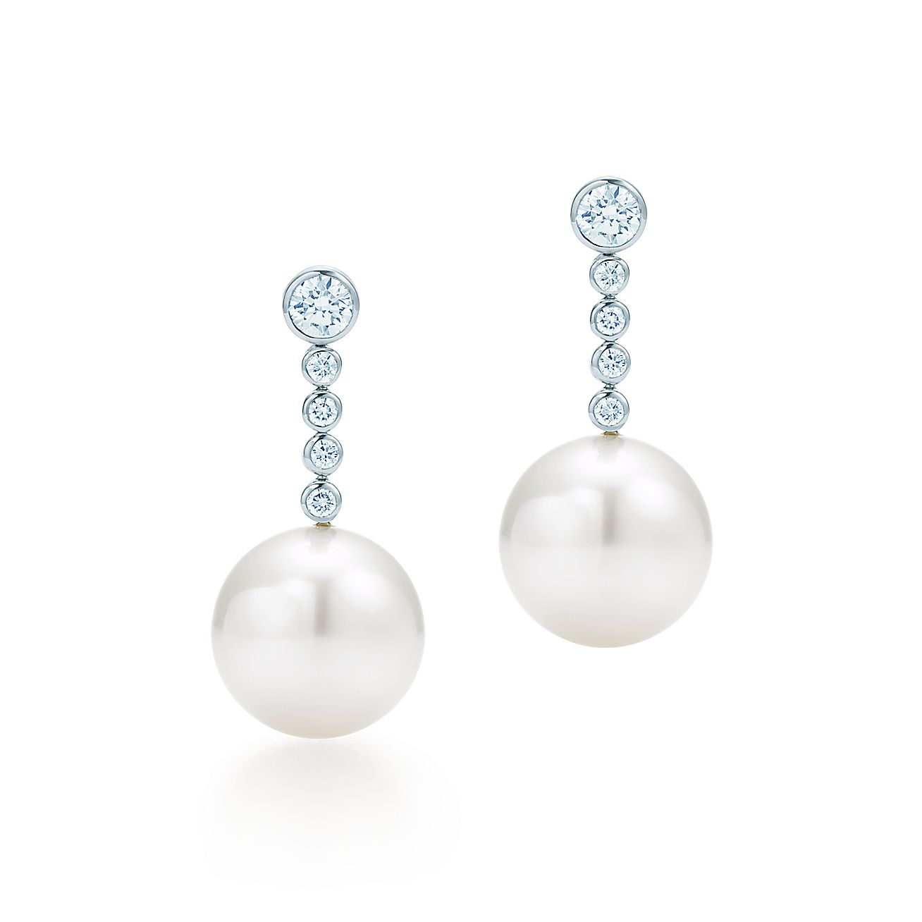 Tiffany Jazz™:South Sea Pearl Earrings