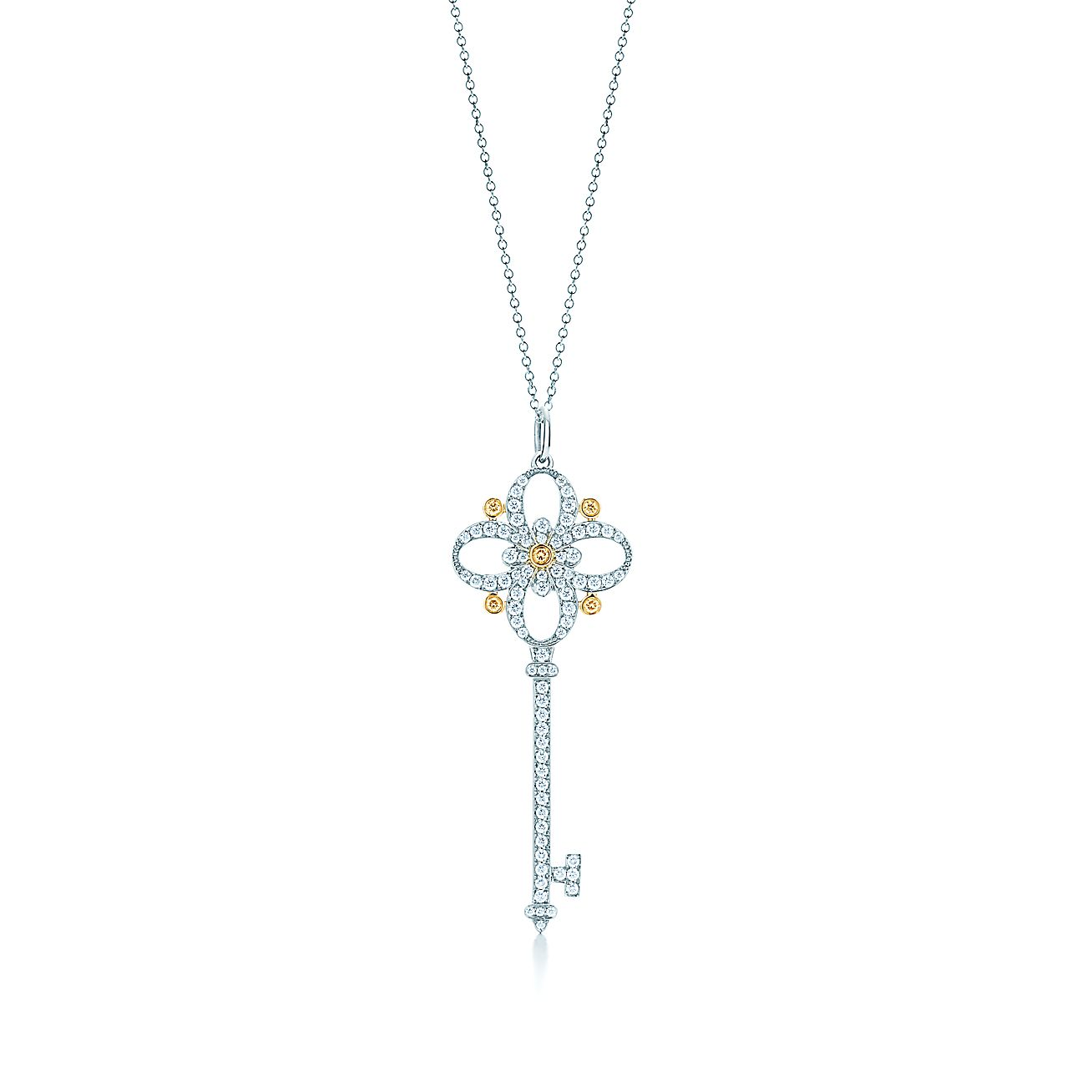 Tiffany Keys:Floret Key
