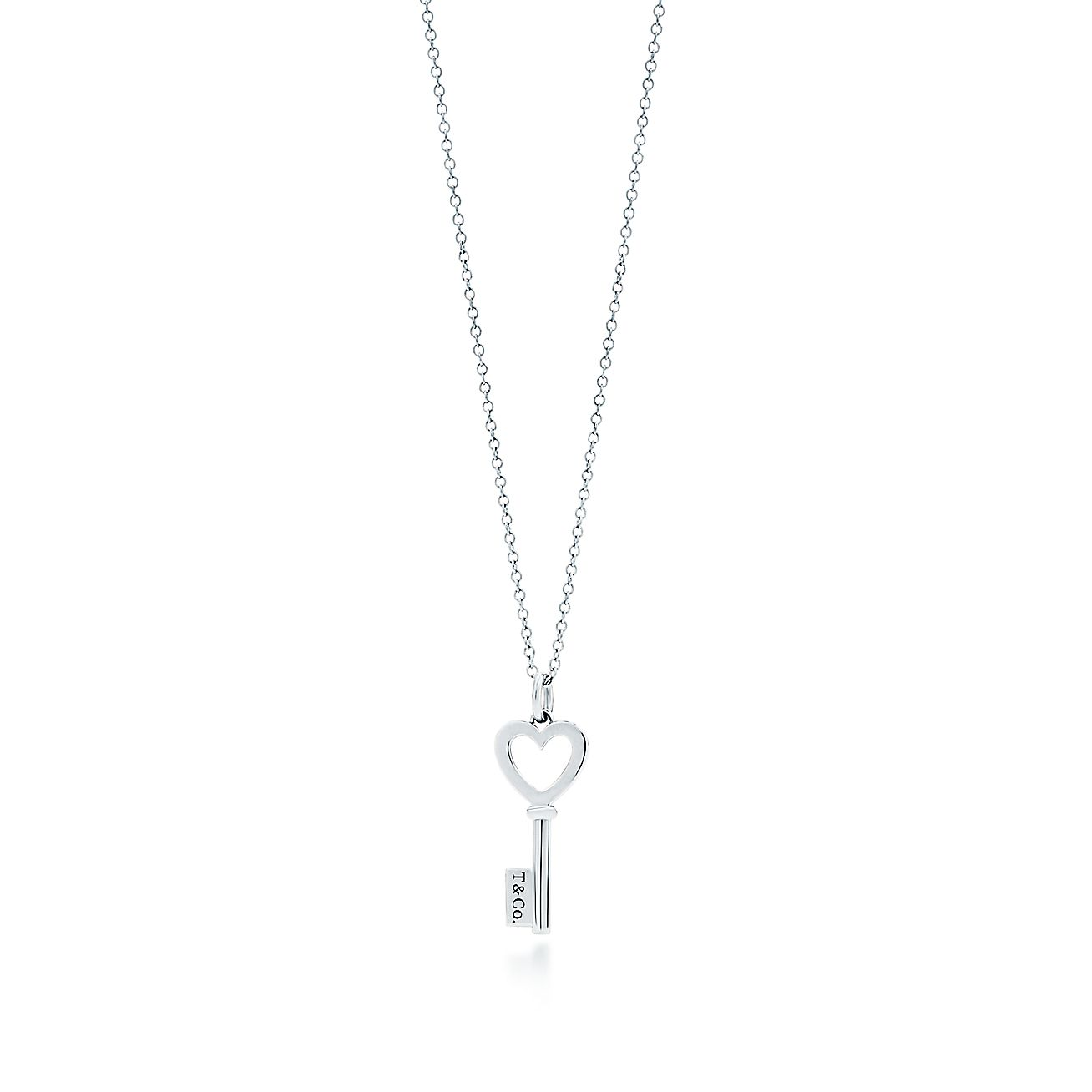 Tiffany keys heart key pendant in sterling silver mini tiffany tiffany keys heart key pendant in sterling silver mini tiffany co aloadofball Gallery