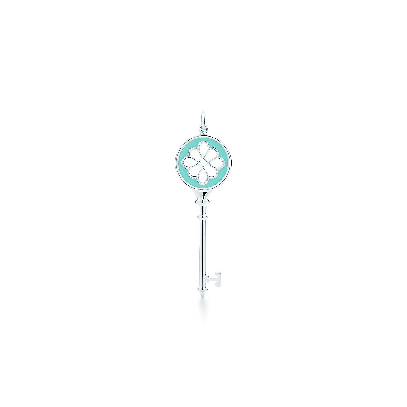 Tiffany Keys:Knot Key Pendant