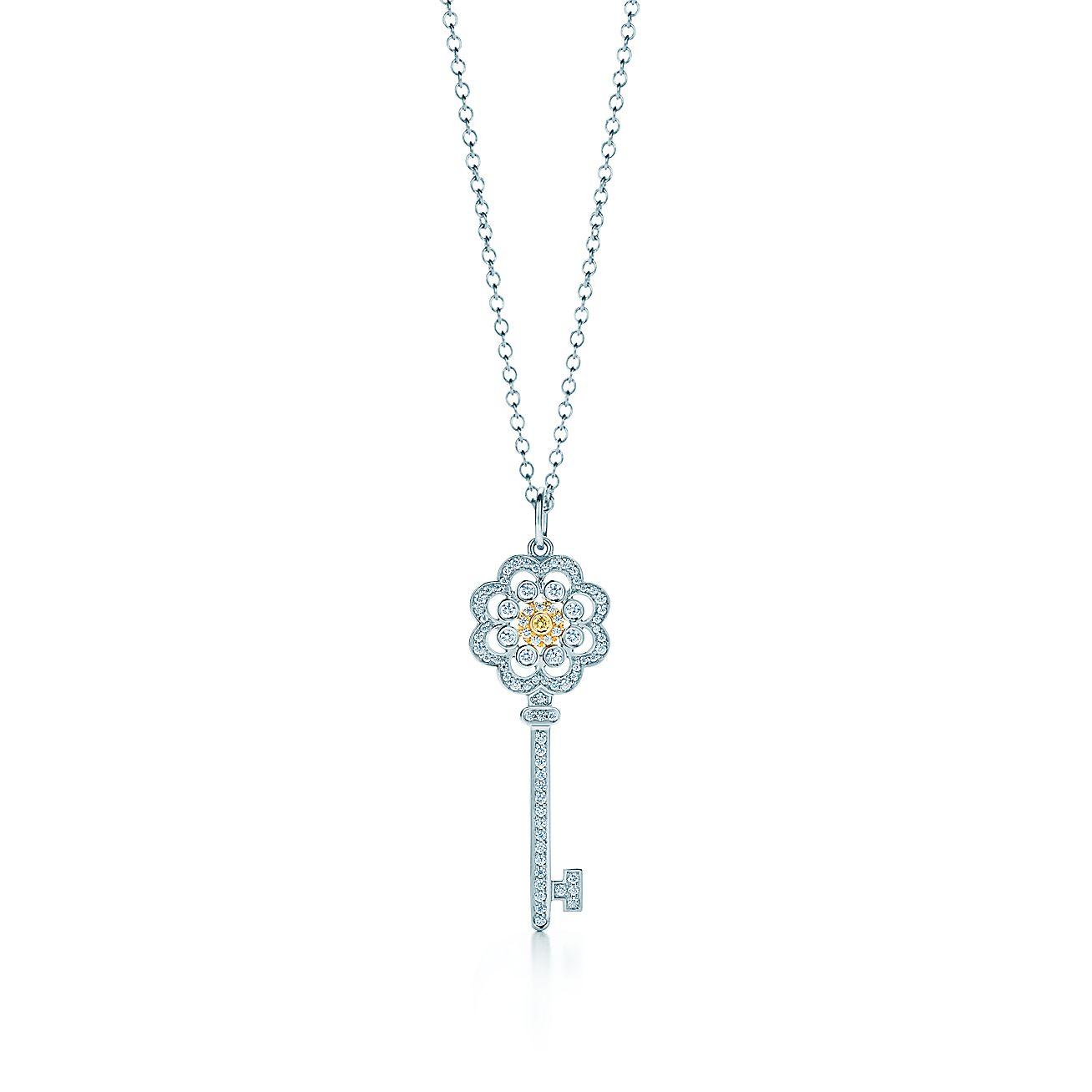 Tiffany Keys:Rose Key