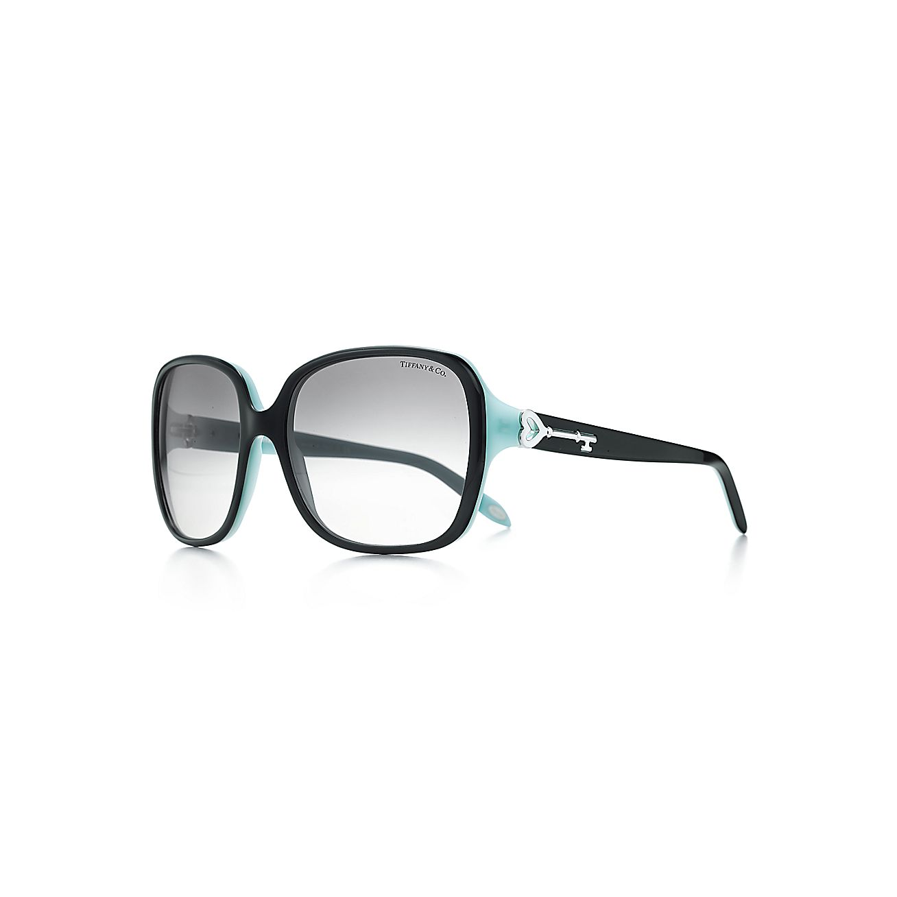 Tiffany Keys:Square Sunglasses