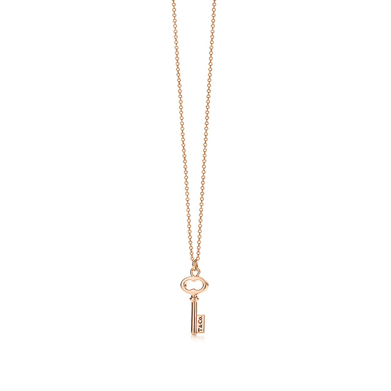 Tiffany Keys:T&CO.® Key Pendant