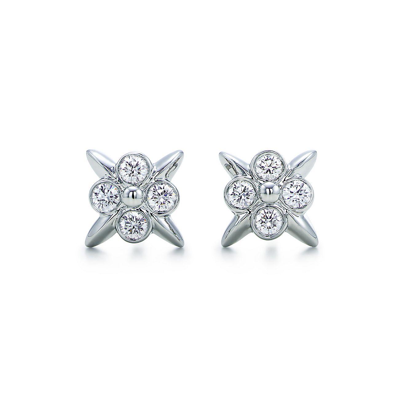 Tiffany Lace earrings