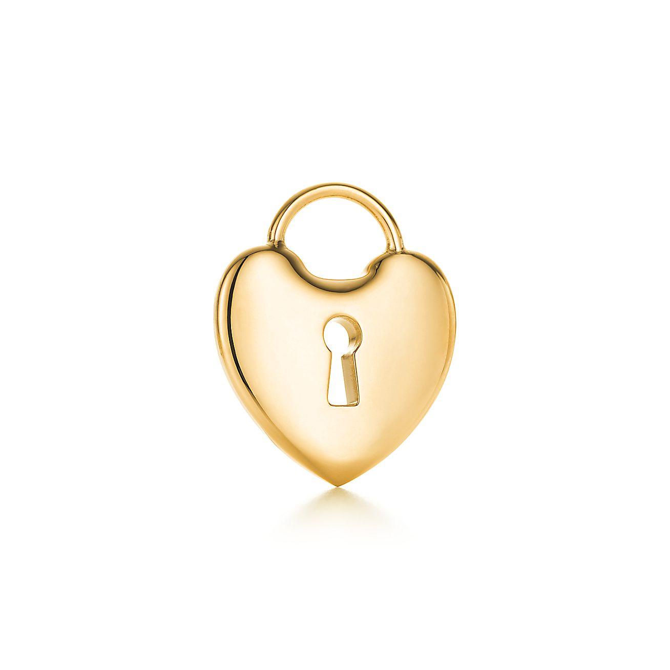 Tiffany Locks<br>heart lock