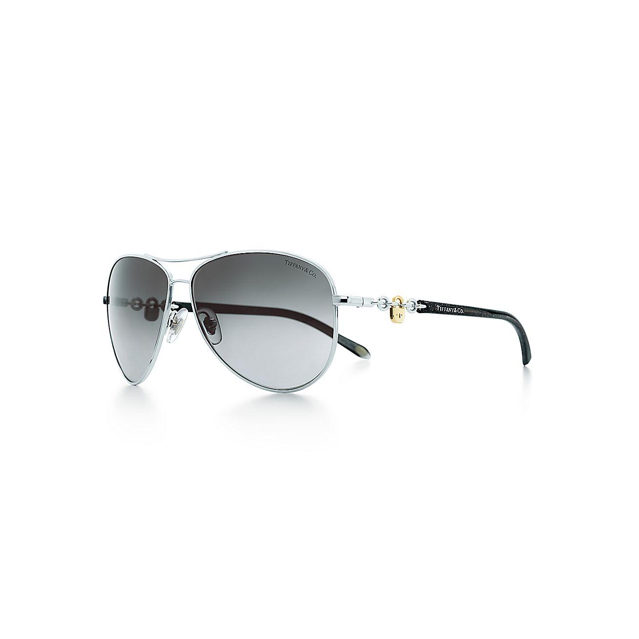 Tiffany Locks:Aviator Sunglasses