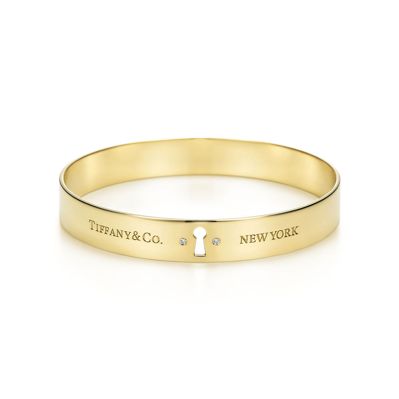 Tiffany Locks Bangle In 18k Gold With Diamonds, Medium. Purple Engagement Rings. Girlish Bracelet. Mini Stud Earrings. Pear Cut Wedding Rings. Pet Bracelet. 2ct Diamond. Red Diamond. Initial Lockets