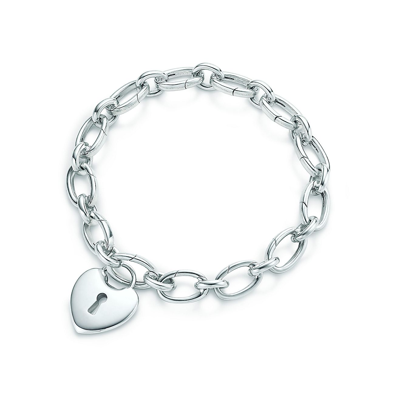 Tiffany Locks:heart lock and bracelet