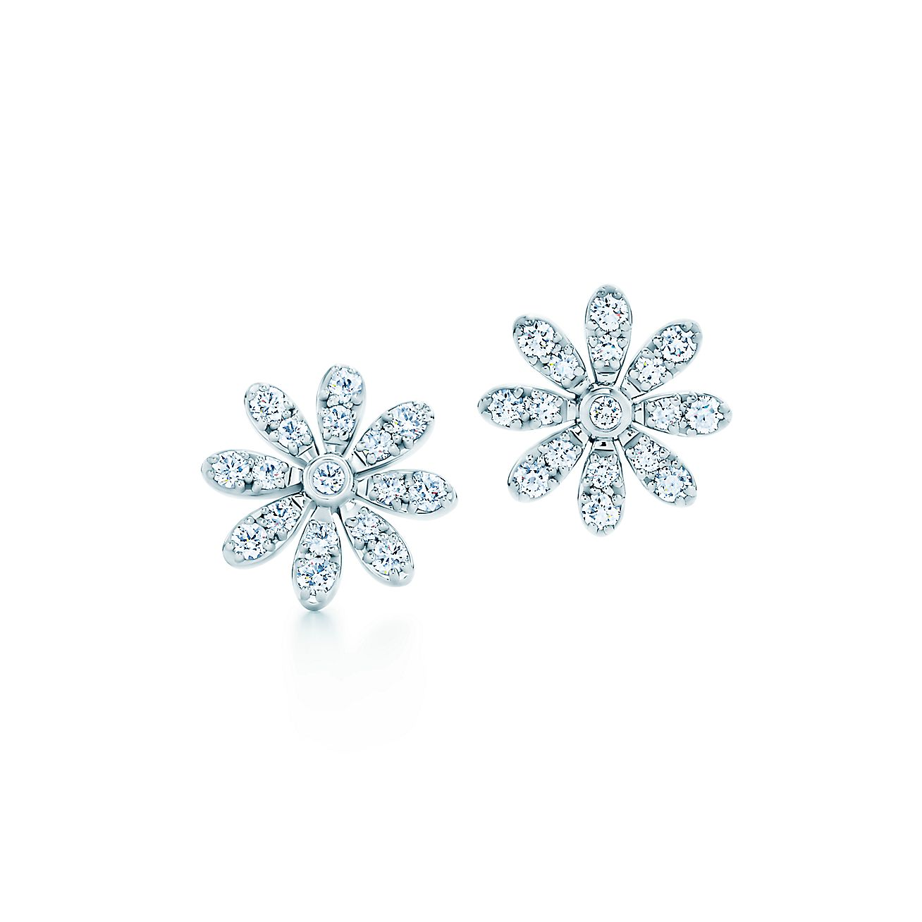 Tiffany Metro:Daisy Earrings