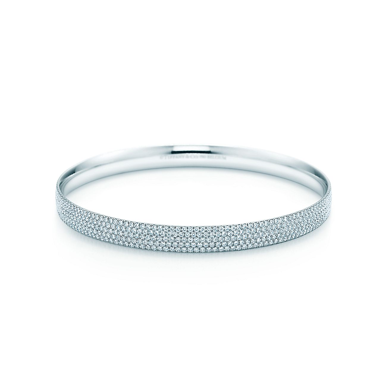 Tiffany Metro:Five-row Bangle
