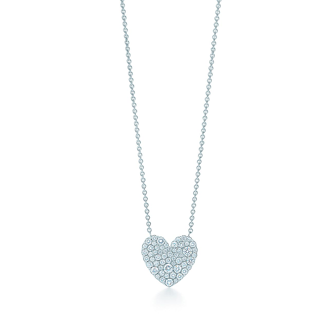 Tiffany Metro:Heart Pendant