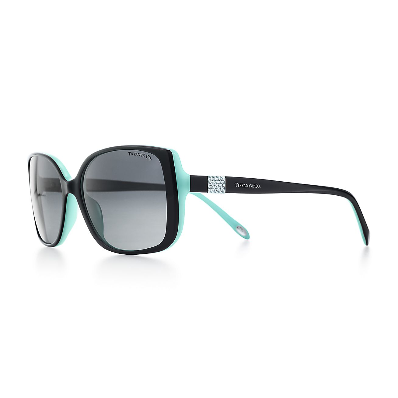 Tiffany Metro:Rectangular Sunglasses