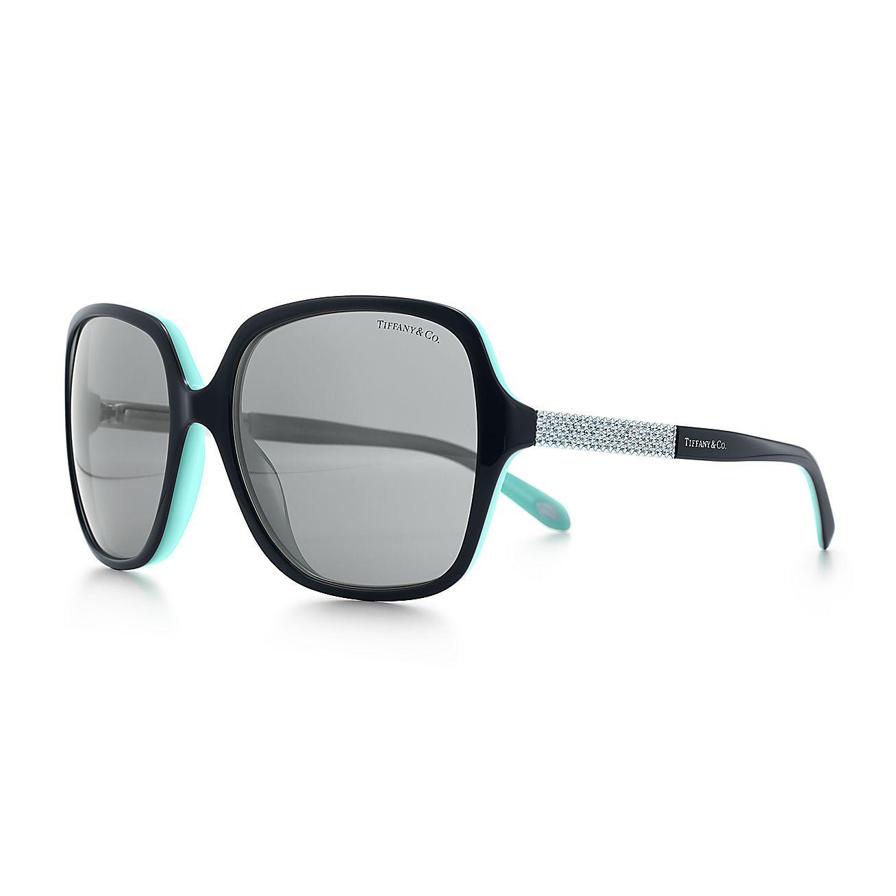 Tiffany Metro:Square Sunglasses