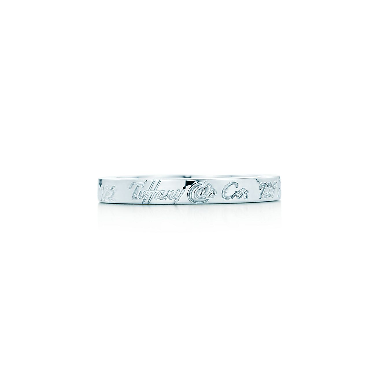 Tiffany Notes®:Band Ring