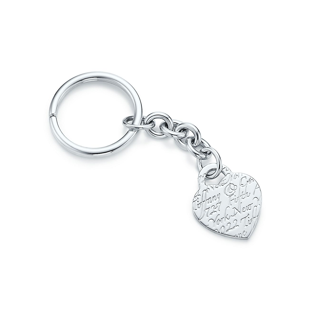 Tiffany Notes®:Dangle Key Ring