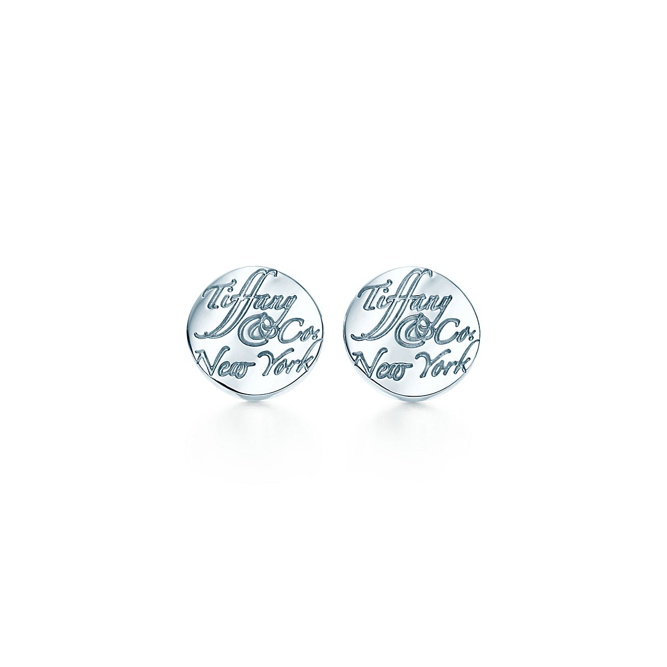 "Tiffany Notes®:""Tiffany & Co.®""<br>Earrings"
