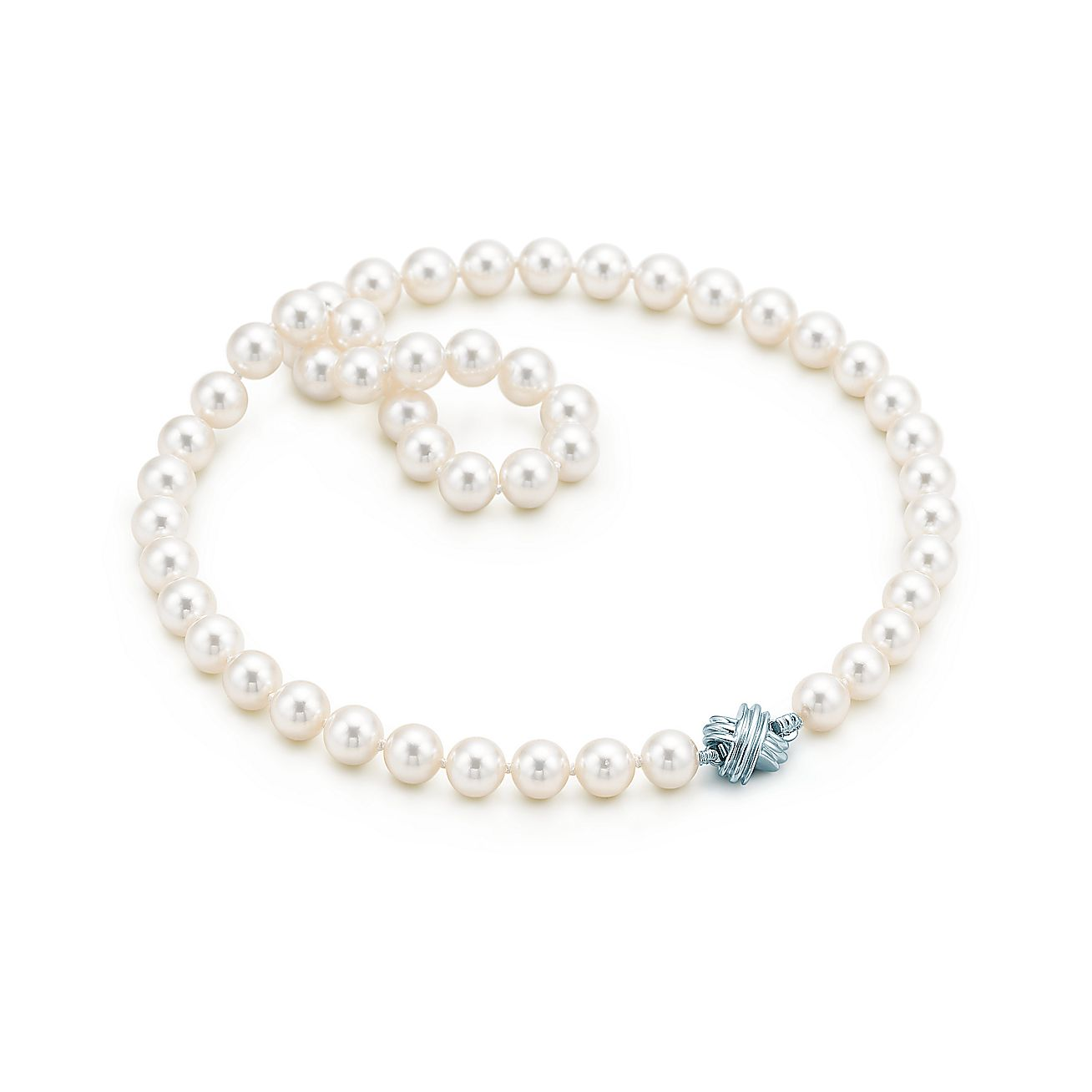 Tiffany Signature™:Pearl Necklace