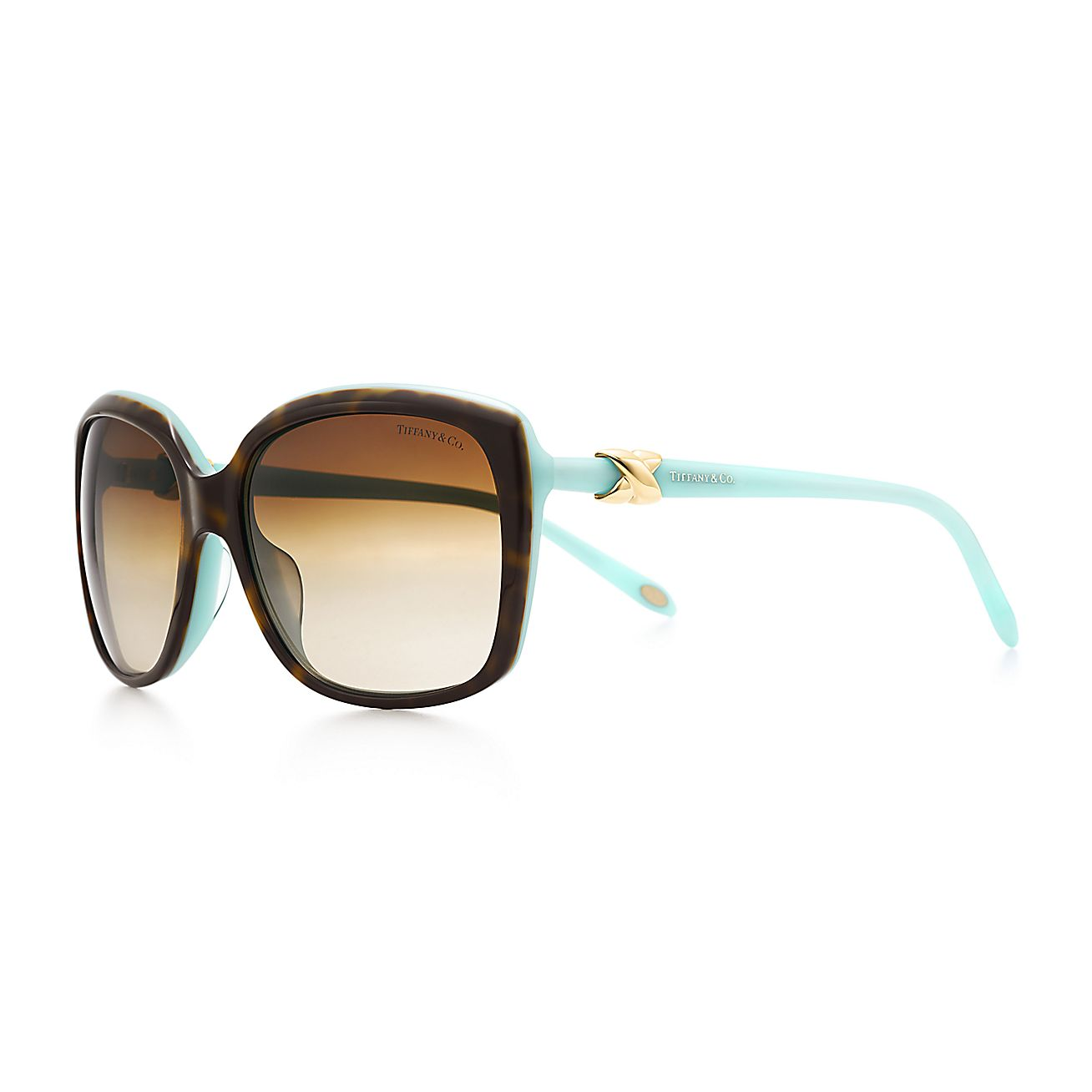 Tiffany Signature™:Square Sunglasses